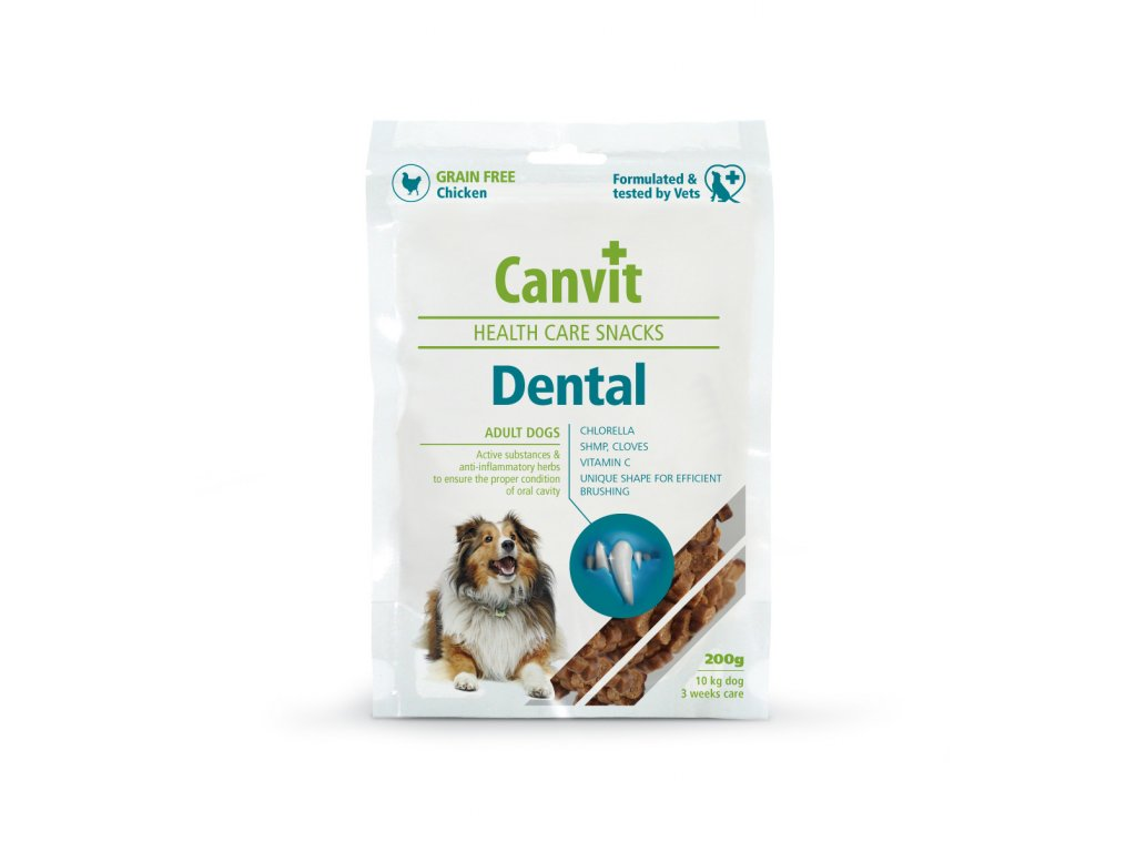 Canvit Dental 200g