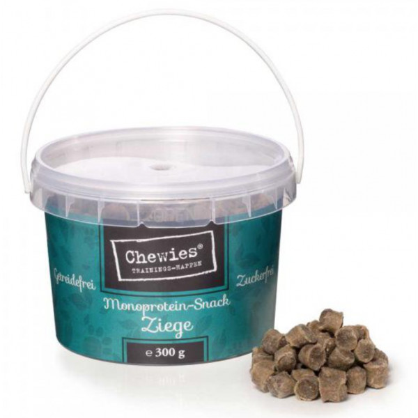 Chewies Training-Happes - kozí 300g
